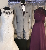 YOUR TUXEDO/SUIT RENTAL INFORMATION
